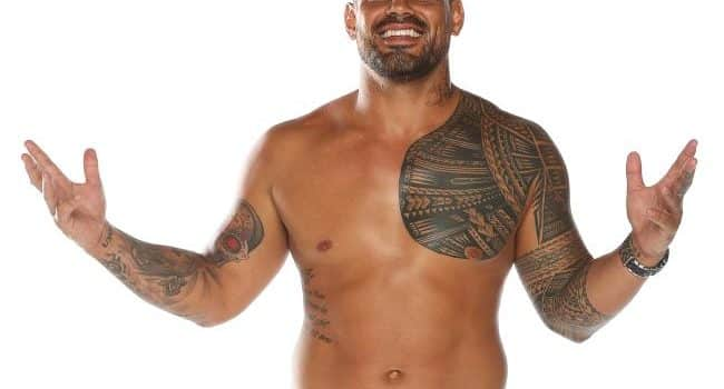 Reni Maitua Regrets Tattoos As Getting A Job Proves Hard For Former NRL Player